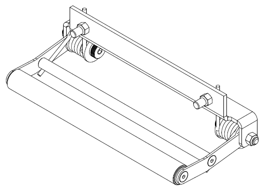 ROLLER TENSIONER KIT - (STANDARD DRUM) SERIES 200 (PN 256160)