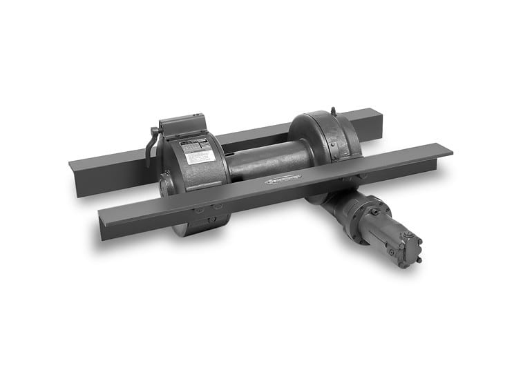 worm gear hydraulic winches by ramsey. Black Bedroom Furniture Sets. Home Design Ideas